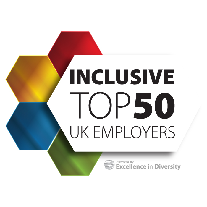 The Inclusive Top 50 UK Employers