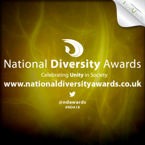 2018 National Diversity Awards @ Liverpool's Anglican Cathedral